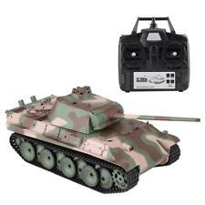 "Heng Long 3879-1 1/16 2.4GHz German ""Black Panther"" G-type Heavy-duty RC Tank"