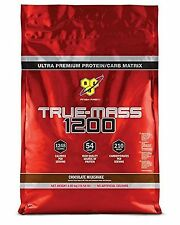 BSN True Mass 1200 Gainer Powder 4.8 kg - Chocolate NEW