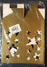 Tree & Stars Luminary Boxes (8) Count
