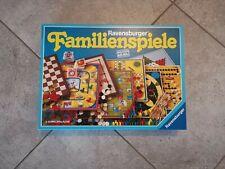 Ravensburger 1315 - Ravensburger Familienspiele - Spielesammlung