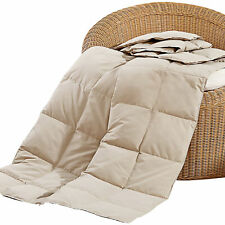 Soft Throw Down Blanket for Sleeping Office Hotel Peach Skin Us Seller