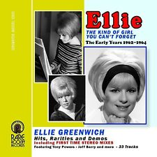 ELLIE & VARIOUS GREENWICH - THE KIND OF GIRL YOU CAN'T FORGET (  CD NEU