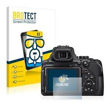 Panzerfolie Nikon Coolpix P1000 Schutzpanzer Glasfolie Displayschutzfolie
