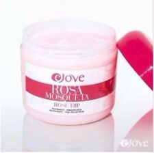 100% Aloe vera with Rose Hip extract for Hand, Face & Body Cream - 300 ml.