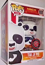 Funko Pop! Asia Exclusive Kung Fu Panda Tai Ji Po New