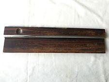 Macassar Holz Deckel Holzblende Handschuhfach Glove Box Lid Mercedes W109 W 109