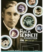 The Mack Sennett Collection: Volume 1 [New Blu-ray] With Booklet, Blac