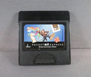 Springboard Pocket Express Entertainment Pack / Game For Handspring PDA
