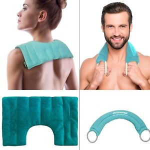Dynamik Soothing Silica Bead Moist Heat Pack for Muscle Stiffness & Pain Relief