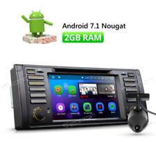 Autoradios et façades android pour véhicule BMW
