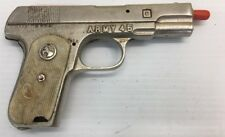 VINTAGE ARMY 45 TOY CAP GUN~ (PARTS) Ships Free