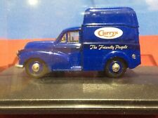 Oxford Diecast Morris Minor High Top Van Currys 1:43 Scale boxed