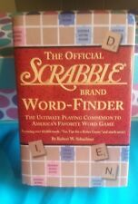 The Official Scrabble Brand Word-Finder : The Ultimate Playing Companion to Ame…