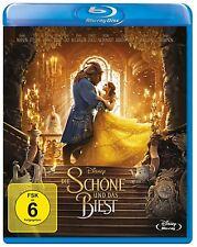 Disney - Die Schöne und das Biest (2017 mit Emma Watson) auf Blu Ray NEU+OVP
