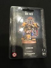 Warhammer 40k Ork Mek GWS 50-18 (Plastic) NIB