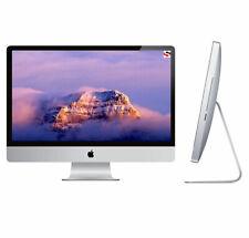 "Apple iMac 24"" Core 2 Duo 3.06GHz PC 8GB 256GB SSD MB419LL/A - Warranty!"