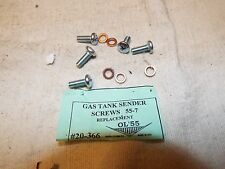 55 56 57 58 59 60 Chevy Car & Truck Gas Fuel Tank Sender Unit Screw Set USA MADE