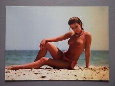 R&L Modern Postcard: Sea/Beach Pin Up Glamour  Woman Photography