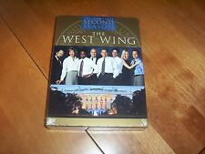 WEST WING SECOND SEASON COMPLETE Classic President TV Series DVD SET NEW SEALED