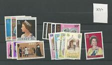 1977 MNH Jersey year collection, postfris**
