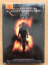 The Buried Secret of M. Night Shyamalan Fascinating Filmmaker Documentary R1 DVD