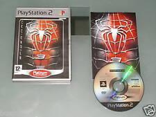 Spider-Man 3 platinum / Pal - Esp / PS2 Playstation 2