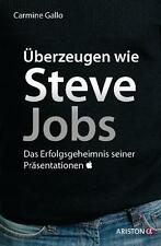 Überzeugen wie Steve Jobs: Das Erfolgsgeheimnis seiner Präsentationen