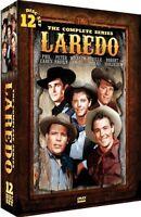 Laredo: The Complete Series [12 Discs] (2009, DVD New)