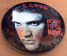 Elvis Born To Be King! Music CD In Collectors Tin  ~ Brisa Entertainment Germany
