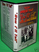 NOW I'LL TELL - DVD - Spencer Tracy, Alice Faye