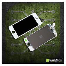 Display LCD für iPhone 5 mit RETINA Scheibe Bildschirm Touchscreen WEISS WHITE