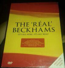 dvd new sealed the réal beckhams Victoria David Beckham documentary