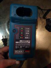 Battery Charger for Makita Dc1414 Dc1413 Dc1411 9.6 Volt 12 V 14.4 V Ni-Cd Ni-Mh
