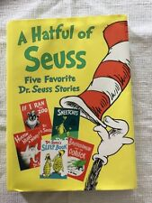 A hatful of seuss five favorite dr. seuss stories , hardcover