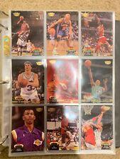 1992-93 Stadium Club Members Only COMPLETE Set 1-400 + Beam Team 1-21 NBA Jordan