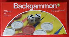 Pressman Toy, Backgammon Folding Classic Board Game, Brand New, Free Shipping