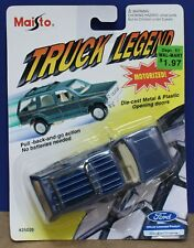 Maisto 25020 Truck Legend O 1:43 Ford Explorer Metallic Blue Gen 1 MOC 1994