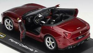 FERRARI CALIFORNIA T 1:32 Scale Model Models Metal Toy Car Diecast Miniature