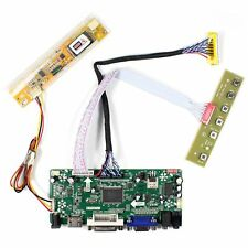 HDM I DVI VGA Audio LCD Driver board for LED LVDS CCFL Backlight DIY LCD monitor