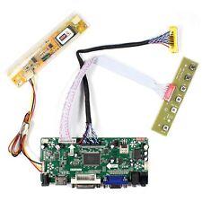 HDM I DVI VGA Audio LCD Driver board for LED LVDS CCFL Backlight DIY LCD monitor