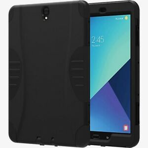 Verizon Protective Case with Built-In Screen for Samsung Galaxy Tab S3 - Black