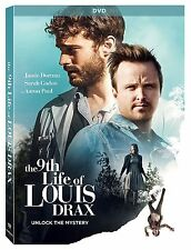 The 9th Life of Louis Drax (DVD, 2017) Action*, Adventure* SEALED NOW SHIPPING !