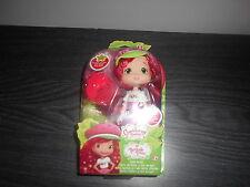 poupee charlotte aux fraises : 15 cm , fraisi amies