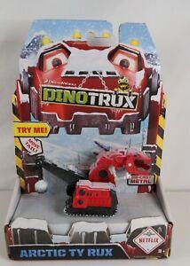 Mattel DinoTrux Arctic Ty Rux Die-Cast Metal 🆕