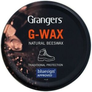 Grangers Leather ProtectionG-Wax Tin UK FREE DELIVERY