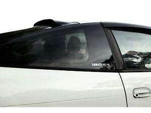 Rear Window Roof Spoiler for Nissan 180SX Coupe