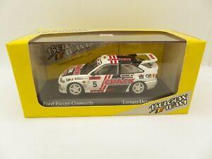 Ford Escort Cosworth Belgian Rally Inter 1994 Lietaer #5 1/43 MINICHAMPS Rare