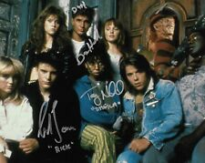 A Nightmare On Elm Street Signed CAST 10x8 Autograph Photo - Dream Master