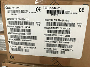 QUANTUM / HP TC-L42AN 800/1600 GB LTO 4 ULTRA 160 INTERNAL TAPE DRIVE NEW SEALED