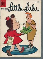 NC-078 - Marge's Little Lulu, Vol 1 No 114 December 1957 Comic Schwinn Jaguar